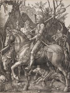 Knight, Death and the Devil by Albrecht Dürer
