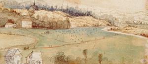 Landscape by Albrecht Dürer