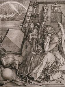Melancholia, 1513 by Albrecht Dürer