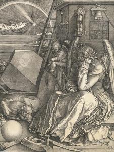 Melencolia I by Albrecht D¼rer by Albrecht Dürer