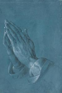 Praying Hands, 1508 by Albrecht Dürer or Duerer