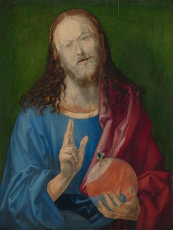 Salvator Mundi, c.1505