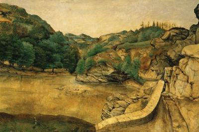 Path in the Alps, C, 14955