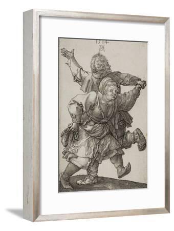 Peasant Couple Dancing, 1514
