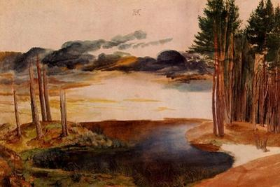 Pond in the Wood, C.1496