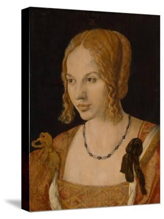 Portrait of a Young Venetian Woman, 1505
