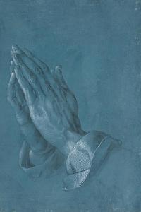 Praying Hands, 1508 by Albrecht Dürer