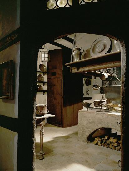 Albrecht Duerer's Kitchen-Albrecht D?rer-Premium Giclee Print