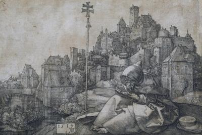 Saint Anthony in Front of the Town, 1519