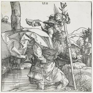Saint Christopher, 1511 by Albrecht Dürer