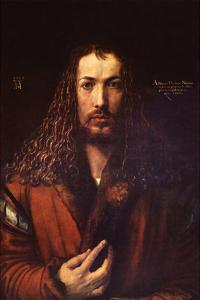 Self Portrait 2 by Albrecht Dürer