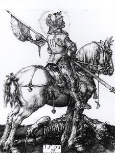 St. George and the Dragon, 1508 by Albrecht Dürer
