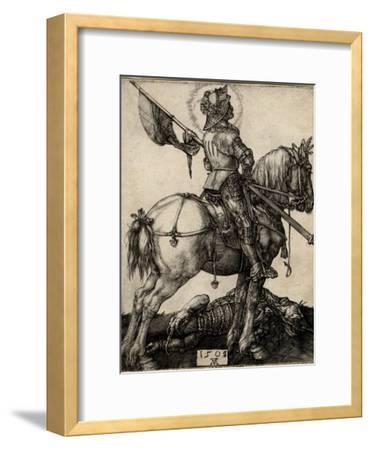 St George on Horseback, 1508