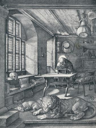 St Jerome in His Study, 1514