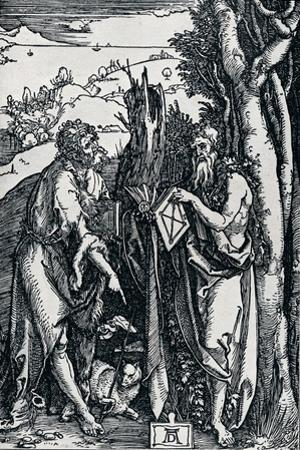 St John the Baptist and St Onuphrius, 1504
