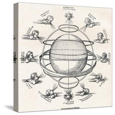 The Armillary Sphere, 1525