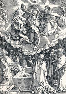 The Assumption and Coronation of the Virgin, 1510 by Albrecht Dürer