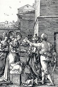The Beheading of St John the Baptist, 1510 by Albrecht Dürer