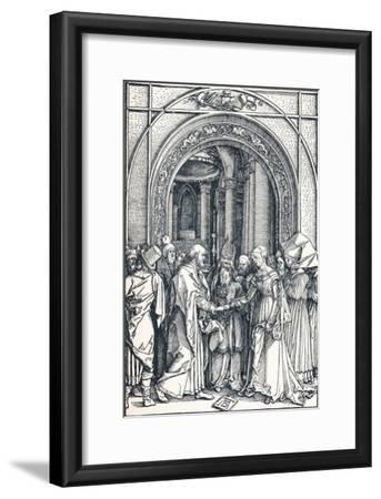 The Betrothal of the Virgin, 1506