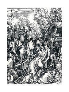 The Entombment, 1498 by Albrecht Dürer