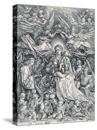 The Holy Virgin as the Queen of the Angels, 1518