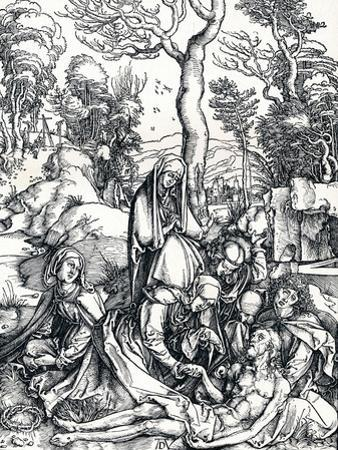 The Lamentation for Christ, 1498