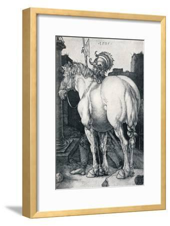 The Large Horse, 1505