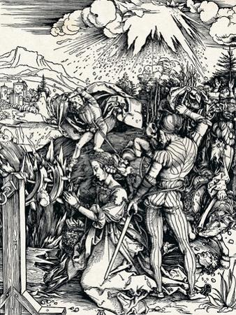 The Martyrdom of St Catherine, 1497