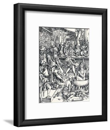 The Martyrdom of St John, 1498