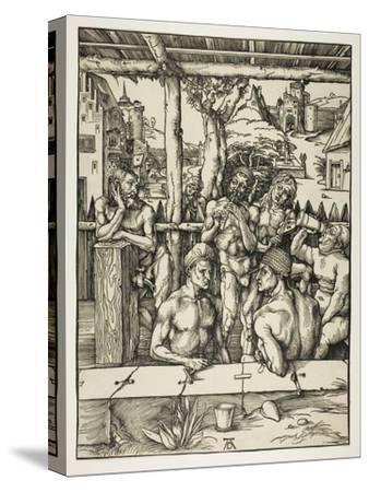 The Mens Bath, 1496-97