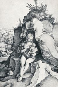 The Penance of St John Chrysostom, 1495 by Albrecht Dürer