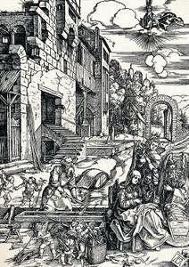 The Rest During the Flight to Egypt, 1506 by Albrecht Dürer