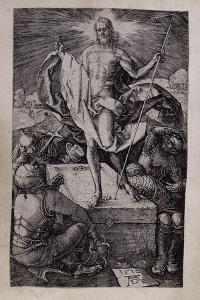 The Resurrection, 1512 by Albrecht Dürer