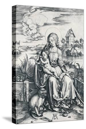 Virgin and Child with a Monkey, 1506