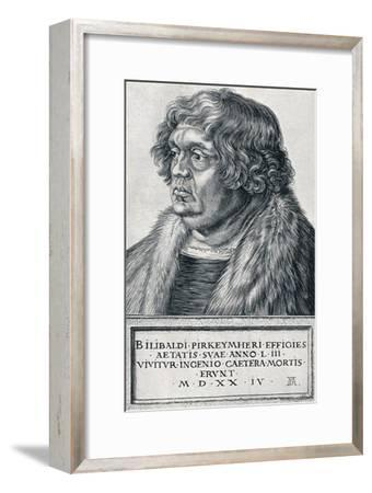 Willibald Pirckheimer, 1524