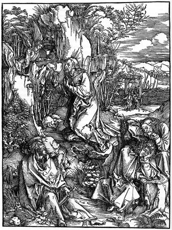 Agony in the Garden, 1498