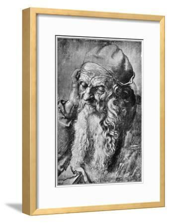 Head of Old Man, Late 15th-Early 16th Century