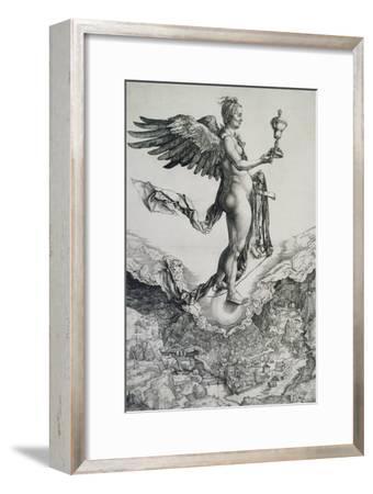 Nemesis (Das große Glück). Um 1501