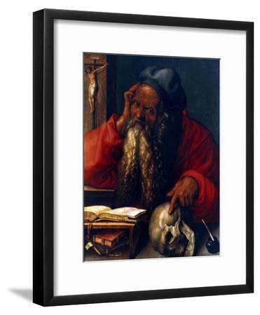 St Jerome, 1521