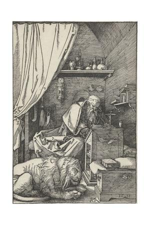 St. Jerome in His Study, 1511