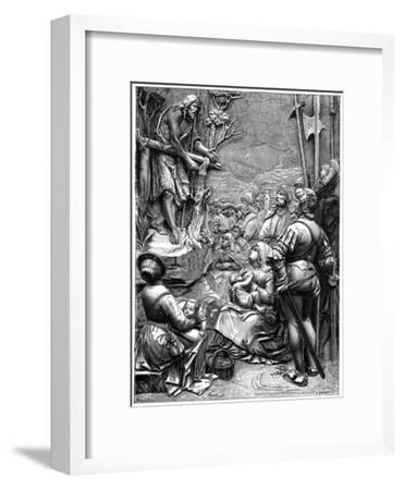 St John the Baptist Preaching in the Desert, 16th Century