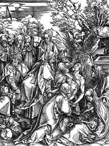 The Entombment, C1497-C1500 by Albrecht Durer
