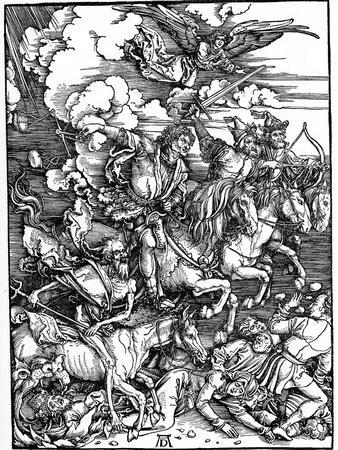 The Four Horsemen of the Apocalypse, 1498