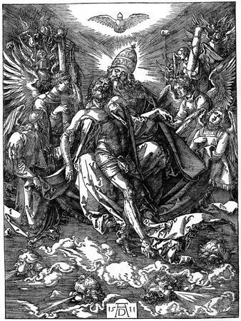 The Holy Trinity, 1511