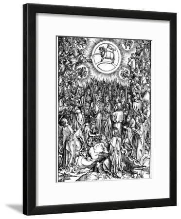 The Revelation of St John (Apocalyps), C1498