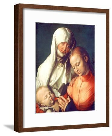 Virgin and Child with Saint Anne, C1519