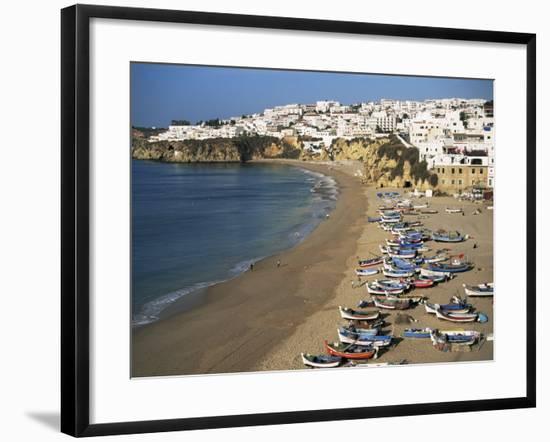 Albufeira, Algarve, Portugal-J Lightfoot-Framed Photographic Print