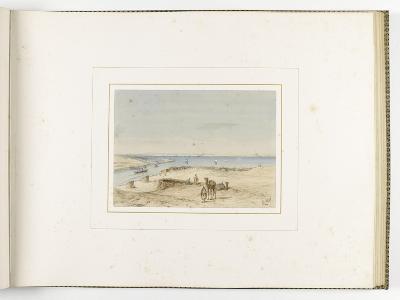 Album de l'isthme de Suez-?douard Riou-Giclee Print