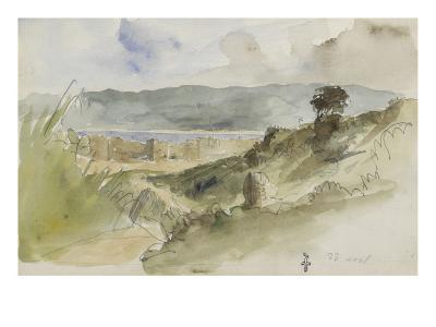 Album de voyage au Maroc, Espagne, Algérie-Eugene Delacroix-Giclee Print