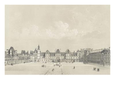 Album : Souvenirs de Fontainebleau-Philippe Benoist-Giclee Print